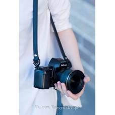 Ремень на шею с кольцом на 1 камеру