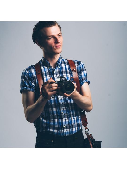 Разгрузка на 2 фотоаппарата - Модель V4.0